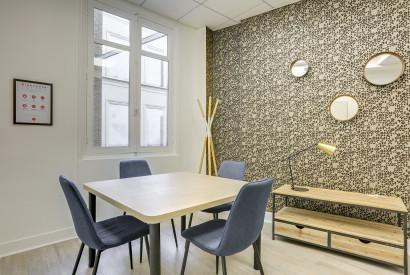 salle de réunion Paris - Bureau à l'heure - Cocoon Mogador - Havre