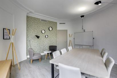 salle de réunion Paris - Bureau à l'heure - Cocoon Mogador - Lazare