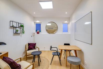 salle de réunion Paris - bureau ou cabinet porte saint martin - Cocoon Saint-martin