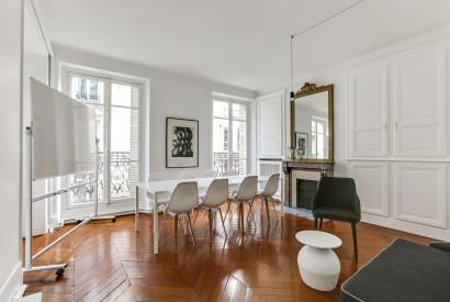 salle de réunion Paris - Salles de réunion atypique dans paris - Cocoon Pyramides - Anne