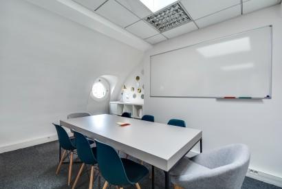 salle de réunion Paris - salle de réunion - Cocoon Mogador - Ruche
