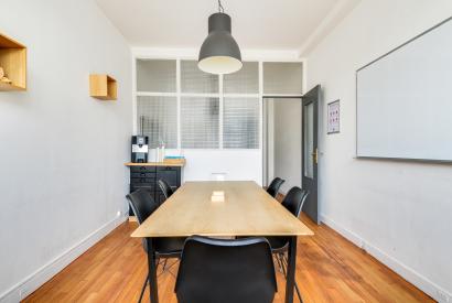 salle de réunion Paris - Bureau à l'heure - Cocoon - Bourse