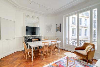 salle de réunion Paris - Salle de réunion spacieuse - Cocoon Louvre - Nelson