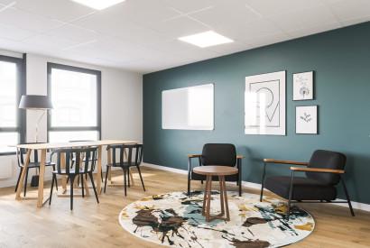salle de réunion Paris - Espace de coaching Paris Nation - Cocoon Nation - Louis