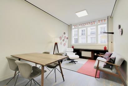 salle de réunion Paris - Bureua a l'heure paris - Cocoon - Galerie