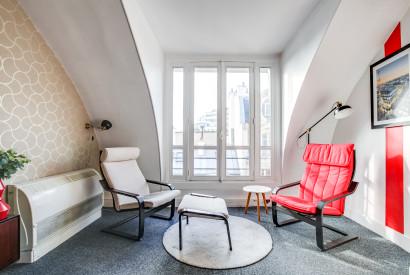 salle de réunion Paris - Bureau à l'heure paris Antin - Cocoon Mogador - Antin