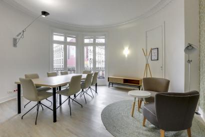salle de réunion Paris - Salle de réunion - Cocoon Mogador - Lazare