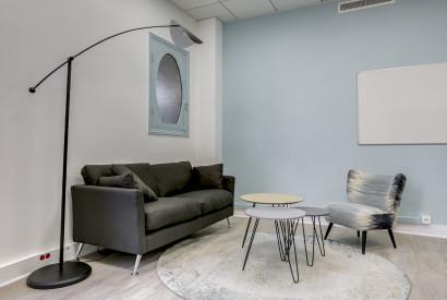 salle de réunion Paris - Espace de repos - Cocoon Mogador - Garnier