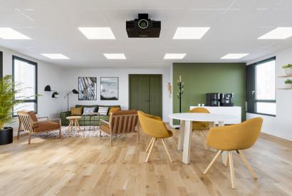 salle de réunion Paris - Espace de réunion cosy Nation - Cocoon Nation - Auguste