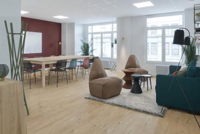 salle de réunion Paris - Espace de travail cosy - Cocoon Bienfaisance - Goetz