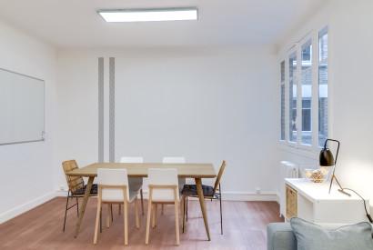 salle de réunion Paris - Espace de travail - Cocoon Pergolèse - Périer