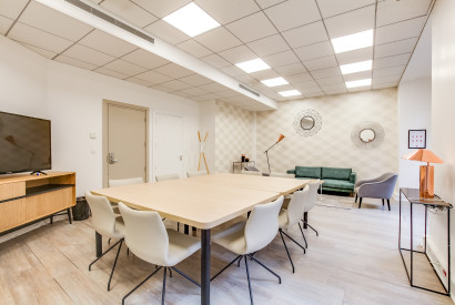 salle de réunion Paris - salle de réunion paris - Cocoon Mogador - Trinité