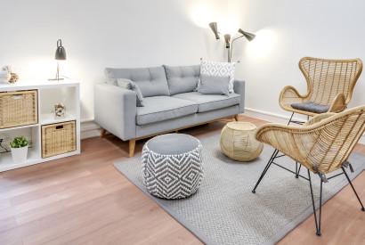 salle de réunion Paris - Espace détente - Cocoon Pergolèse - Périer