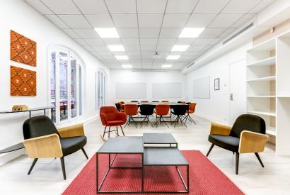 salle de réunion Paris - réunion lorette Paris - Cocoon Mogador - Lorette