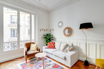 salle de réunion Paris - Espace détente confortable - Cocoon Louvre - Nelson
