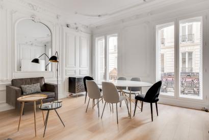 salle de réunion Paris - Salle à la journée Paris Malesherbes - Cocoon Malesherbes - Lavoisier