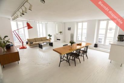 bureau à l'heure Paris -  - Cocoon - Lafayette