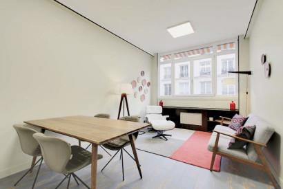 bureau à l'heure Paris - 1 - Cocoon - Galerie