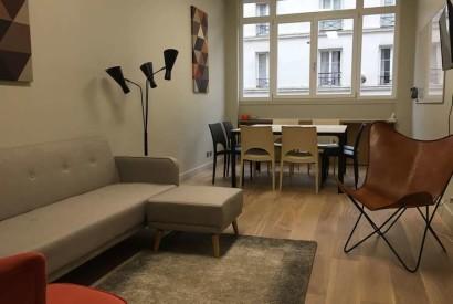 bureau à l'heure Paris - 4 - Cocoon - Vivienne