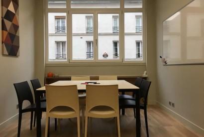 bureau à l'heure Paris - 5 - Cocoon - Vivienne