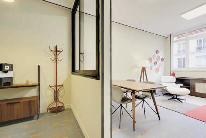bureau à l'heure Paris - 11 - Cocoon - Galerie