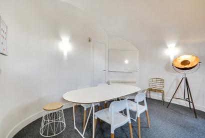bureau à l'heure Paris - Espace Bureau Mogador Paris - Cocoon Mogador - Coupole