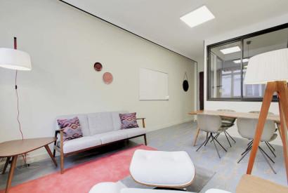 bureau à l'heure Paris - 8 - Cocoon - Galerie