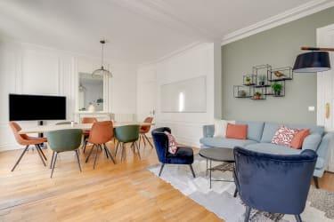 Salle de réunion Paris - réunion, bureau, espace, salle, coaching, à l'heure, cosy, design, Paris, Grenelle - Cocoon Laos - Joseph