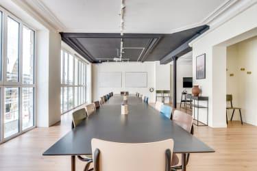 Salle de réunion Paris - Espace de travail a louer Paris - Cocoon Rousseau - Jean