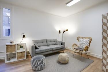 Salle de réunion Paris - salon cosy location à la journée paris - Cocoon Pergolèse - Périer