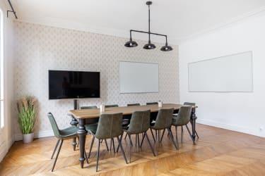 Salle de réunion Paris - salle de réunion 10 participants, salon spacieux et design - Cocoon Laos - Guillaume