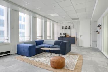 Salle de réunion Paris - Espace de réunion cosy - Cocoon Défense - Atlantique