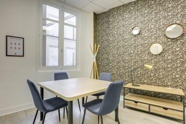 Salle de réunion Paris - salle de réunion à la journée paris - Cocoon Mogador - Havre