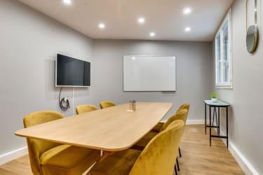 Salle de réunion Paris - Espace de travail a louer Paris - Cocoon Rousseau - Jacques