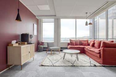 Salle de réunion Paris - coin cosy espace de réunion - Cocoon Défense - Shaë
