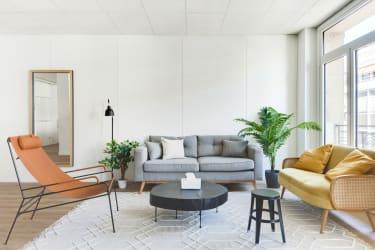 Salle de réunion Paris - Coin salon cosy - Cocoon Bienfaisance - Rovigo