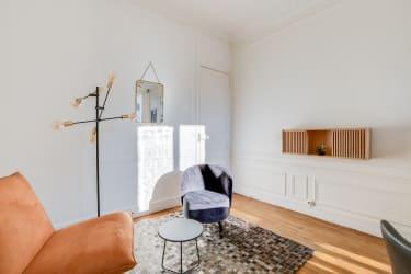Salle de réunion Paris - réunion, bureau, espace, salle, coaching, à l'heure, cosy, design, Paris, Grenelle - Cocoon Laos - Cavalerie