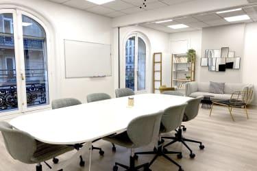 Salle de réunion Paris - Salle de réunion PARIS 9 SAINT LAZARE - Cocoon Mogador - Charles