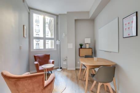 Cocoon Laos - Joffre 75015 Paris - réunion, bureau, espace, salle, coaching, à l'heure, cosy, design, Paris, Grenelle