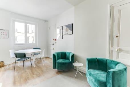 Bureau à l'heure 75009 Paris - Espace Cosy Havre