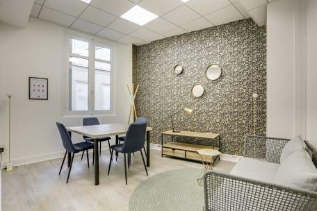Cocoon Mogador - Havre 75009 Paris - espace de travail st lazare