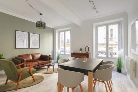 Cocoon Arcade - Marcel 75008 Paris - Bureau 1-1 Réunion, bureau, espace, salle, coaching, à l'heure, cosy, design, Paris, Madeleine