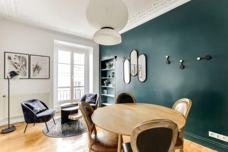 Cocoon Louvois - Lulli 75002 Paris - Salle de réunion cosy