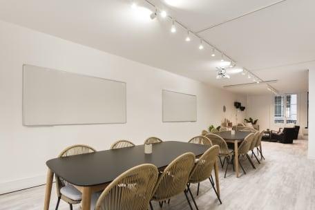 Bureau à l'heure 75008 Paris - Bureau 2-1 Réunion, bureau, espace, salle, coaching, à l'heure, cosy, design