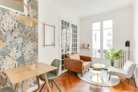 Bureau à l'heure 75001 Paris - Espace de coaching cosy et design