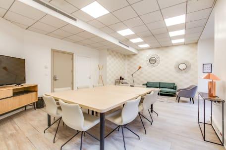 Cocoon Mogador - Trinité 75009 Paris - salle de réunion paris