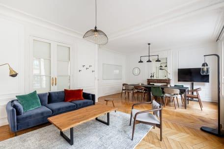 Cocoon Laos - Baratier 75015 Paris - réunion, bureau, espace, salle, coaching, à l'heure, cosy, design, Paris, Grenelle