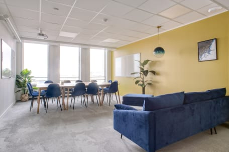 Bureau à l'heure 92800 Puteaux - réunion, bureau, espace, salle, coaching, à l'heure, cosy, design, la défense
