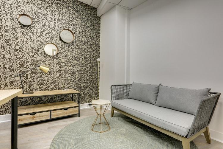 Salle de réunion Paris - Salon cosy - Cocoon Mogador - Havre