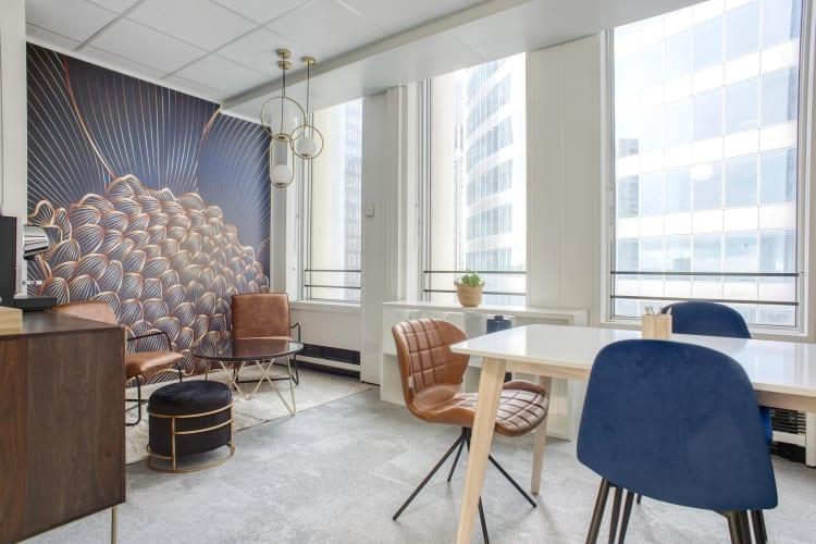 Salle de réunion Paris - Espace de travail  - Cocoon Défense - Amadeo